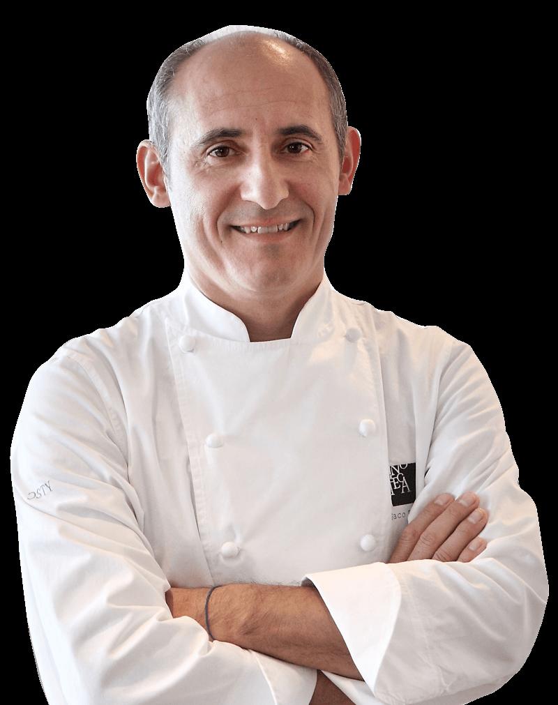 Paco Peréx, chef galardonado con 5 estrellas Michelin